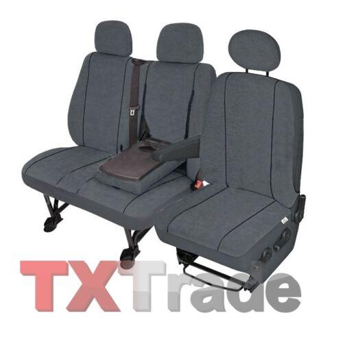 Fundas para asientos VW Crafter dv1m+2t funda del asiento ya referencias ya referencia