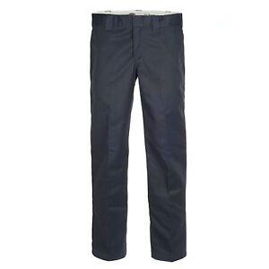 Dickies-Original-873-Coupe-Slim-Droite-Pantalon-De-Travail-Feizeit-chino-Hommes
