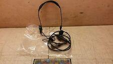 NOS Harris Headset-Microphone RF-5961-HS005 5965016137134 AN-PRC152-A w/ PTT