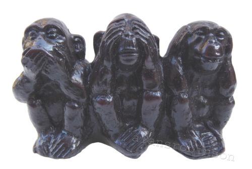 3 wise monkeys 3 kluge Affen 3 monos sabios 3 kloka apor kloke 3 singes sagesse
