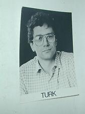 TURK Philippe Liegeois dessinateur BD  tirage photo photographie 12.5X17.5 mm