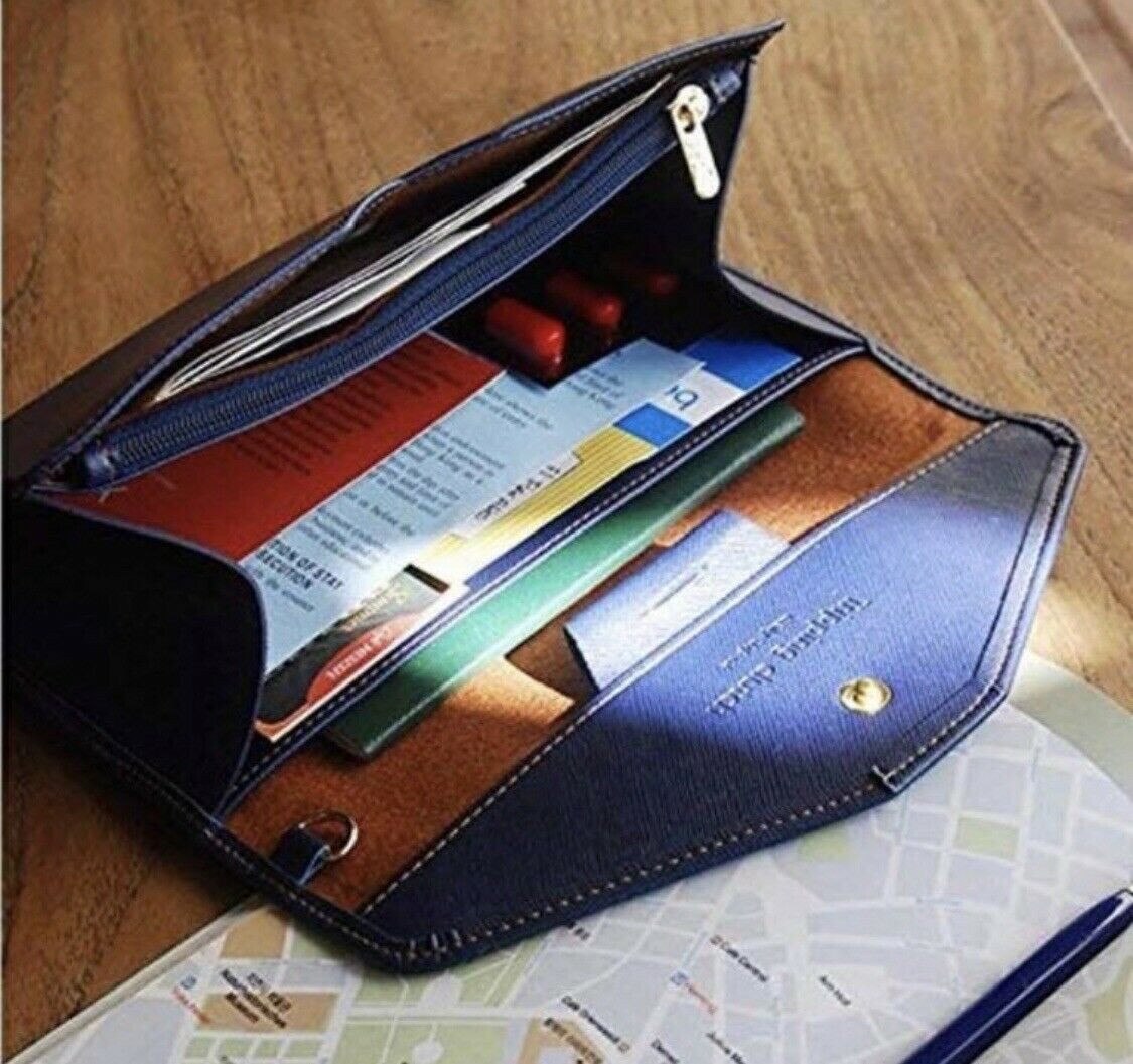 New Tripping Clutch Bag Travel /documents
