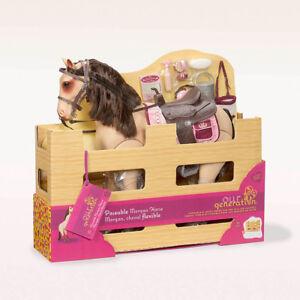 Notre génération - Morgan Horse Og Horse Brown / Brown