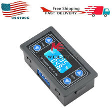 Signal Generator Module Adjustable Pwm Pulse Frequency Duty Cycle Square Wave Gl