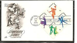 US-SC-1752a-American-dance-FDC-Artmaster-cachet