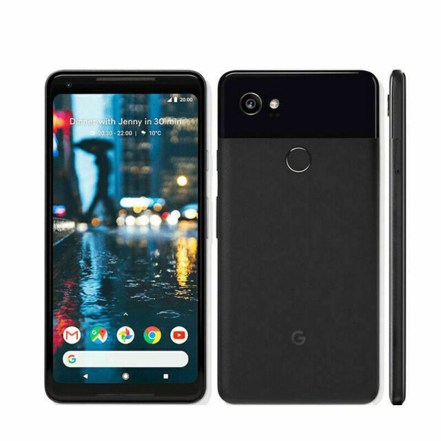 Google Pixel 2 Pixel 2 XL 64GB Factory Unlocked Android Smartphone AT&T Sprint