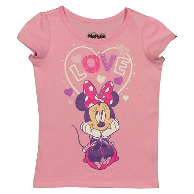 Disney Junior Minnie Mouse 3 Piece Outfit 12 Months Loves Fashion And Bows NWT