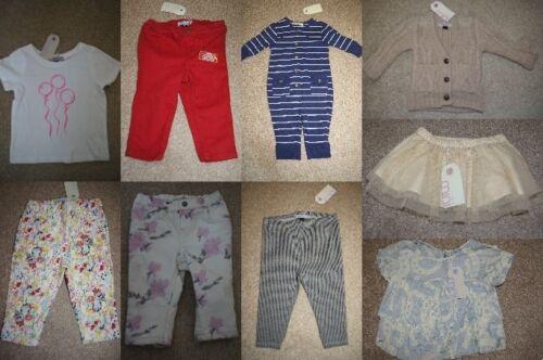 TOPSHOP MINI Baby Jeans 3-6 6-12 months T-shirt Top 12-18 months