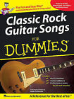 Classic Rock Guitar Songs for Dummies by Adam Perlmutter (Paperback / softback, 2010)