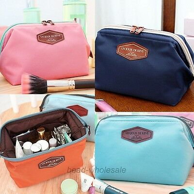 Fashion Travel Bag Cosmetic Bag Makeup Case Pouch Toiletry Gift /Candy Bag