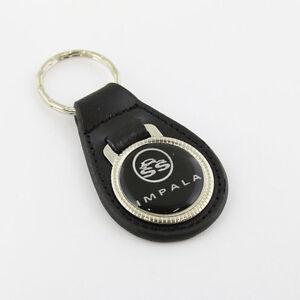 Accessoires & Fanartikel ZuverläSsig Chevy Chevrolet Impala Ss Logo Muscle Car Echt Leder Schlüsselanhänger Anhänger Automobilia