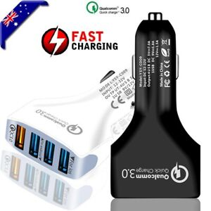 4-Port-USB-QC3-0-Fast-Car-Charger-Samsung-Galaxy-S10-S9-S8-Note-9-10-iPhone-XS