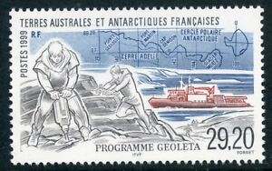 Topical Stamps Terres Australes Neuf N° 245 ** Programme Geoleta Cote 13 € Nourishing The Kidneys Relieving Rheumatism Stamps Timbre T.a.a.f