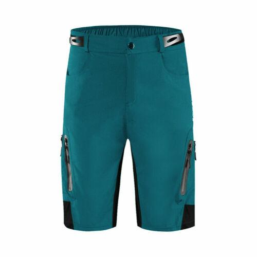 Baggy Cycling Shorts Bike Off Road Downhill Mountain MTB Men Loose Short Pants