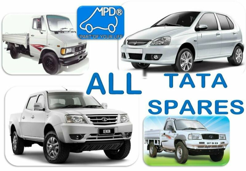 TATA PARTS AND SPARES FOR ALL TATA VEHICLE CAR - BAKKIE AND TRUCK - CALL US NOW