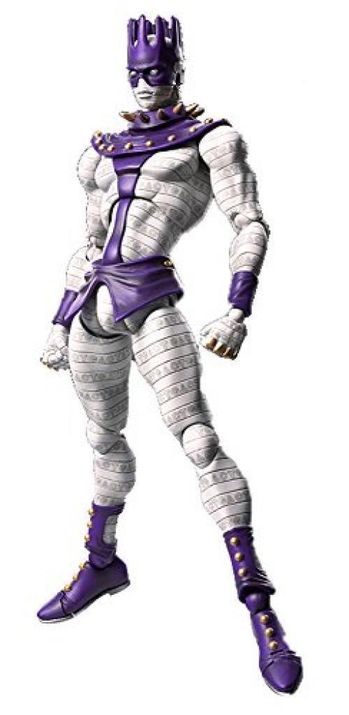 NEW Super Figure Moveable  Jojo'S Bizarre Adventure  Sixth Whitesnake F s