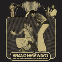 Various Artists - Brand Wayo: Funk Fast Times & / Various [new Vinyl] on Sale