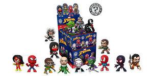 Funko Mystery Minis Spider-Man Series 1 Mini Figures Full Case of 12 Brand New