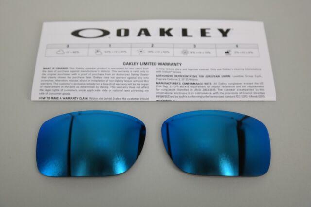 NEW Oakley TURBINE XS SAPPHIRE IRIDIUM OJ9003 Replacement Lens Authentic GENUINE
