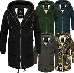 Navahoo-Assassin-Men-039-s-Warm-Winter-Jacket-Winter-Coat-Winter-Parka-Jacket-Coat