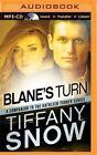 Blane's Turn by Tiffany Snow (CD-Audio, 2015)