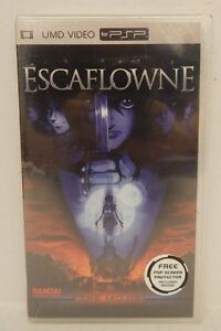 PSP ESCAFLOWNE 2000 UMD Video Brand New and Factory Sealed!
