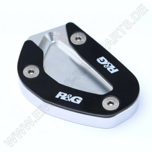 R /& G Racing caballete lateral Puck Honda CBR 1100 XX kick stand Shoe