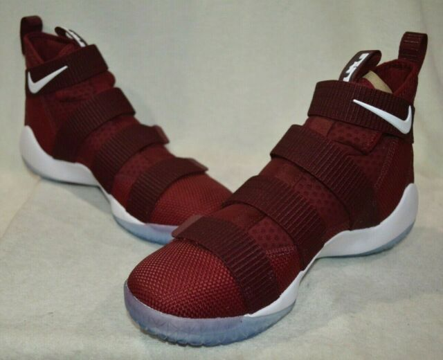 best sneakers 68c74 3333d Nike LeBron Soldier XI TB Promo Team Red/White Men's Basketball Shoes-Asst  Size
