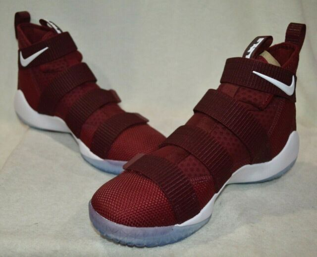 best sneakers 5a441 18671 Nike LeBron Soldier XI TB Promo Team Red/White Men's Basketball Shoes-Asst  Size