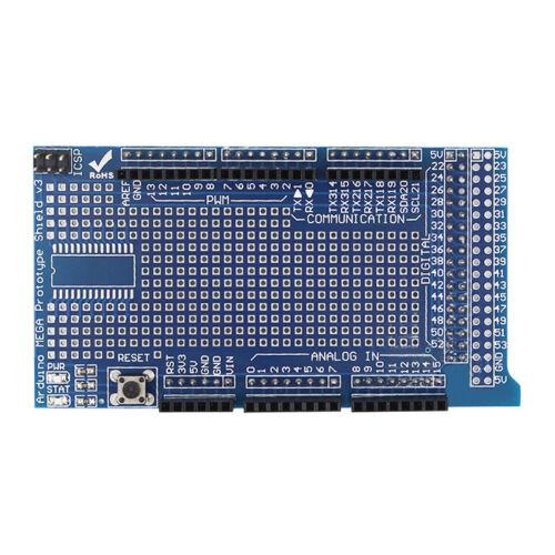 Prototype Shield ProtoShield V3 mit mini Breadboard für Arduino MEGA2560