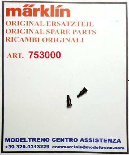 -  SCHRAUBE-ZYL MARKLIN   75300 753000  VITE 1//2 FIL 2pz 2 Stück ANS.