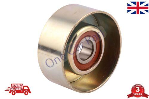 Fan Belt Tensioner Pulley V Ribbed Belt Idler HONDA CIVIC Mk8 1.8 05 to 06
