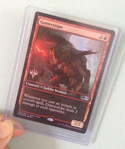 MAGIC-THE-GATHERING-MTG-Guttersnipe-Promo-Card-145-280-Creature-Goblin-Shaman