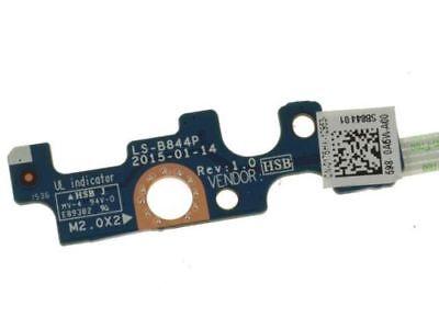 Dell 14-5455 15-3458 3558 3438 5551 5558 17-5755 5758 5769 P51F Power Button
