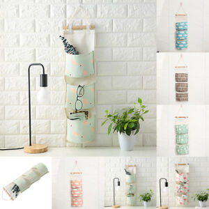 FX-3-Grids-Wall-Hanging-Storage-Bag-Organizer-Container-Decor-Pocket-Pouch-Fash