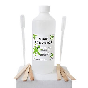 slime activator for slime all in one formula simply add to pva