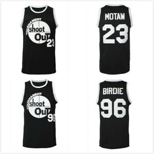 best website 79867 9eb3a Details about Retro Basketball Jersey #96 #23 Tournament Shootout Movie  Jersey Throwback