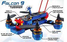 Upgrade Kit for Shendrones Tweaker 180 FPV Racing Quadcopter Drone-ZMR EMAX QAV