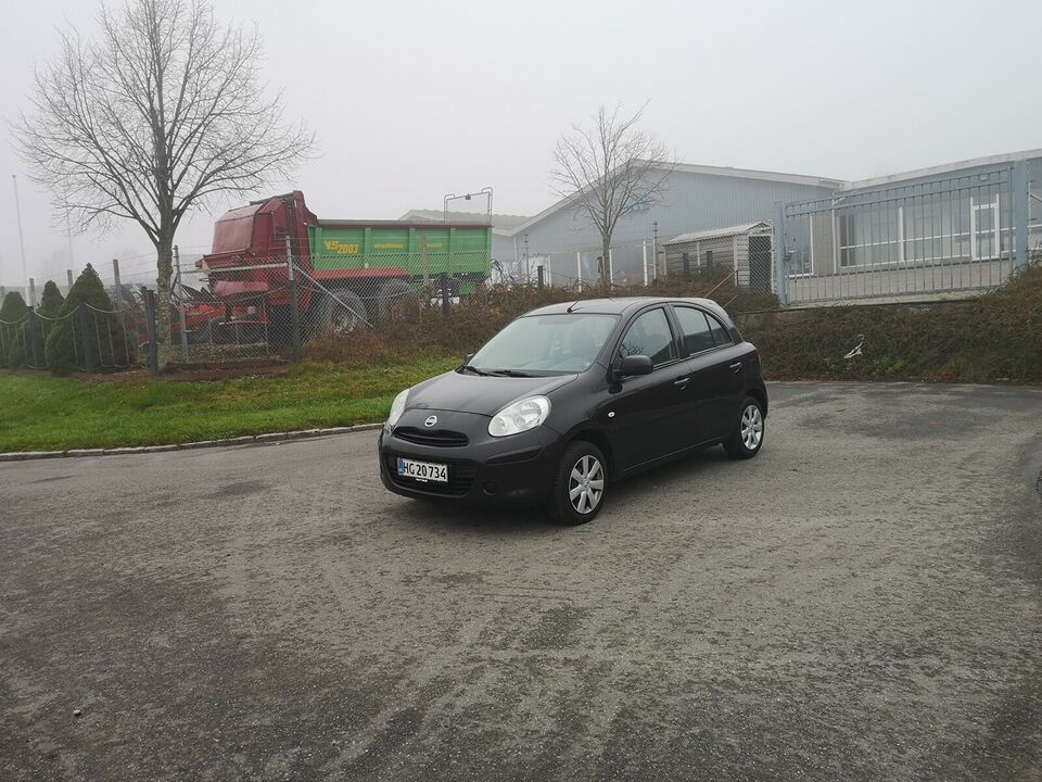 Nissan Micra, 1,2 80 Acenta, Benzin