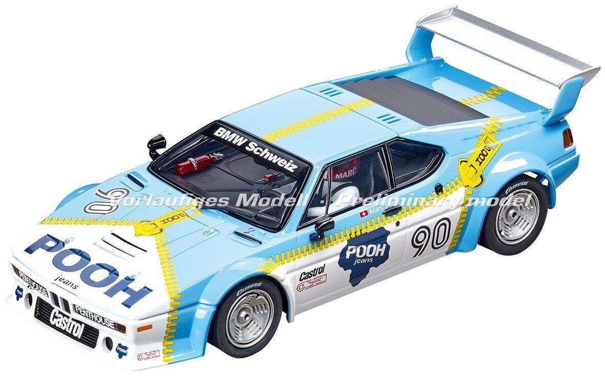 Carrera Digital 132 BMW M1 Procar Sauber Racing, No.90, Norisring 1980 30830