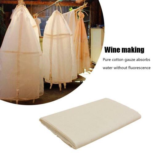 Cheese Cloth Filter Strain Steaming Kitchen Tofu Making Drain Ghee Jam Pudding