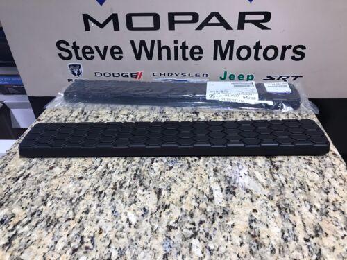 09-17 Dodge Ram New Replacement Factory Side Step Pad Black Mopar Factory 2 Pcs