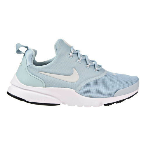 GS Big Kids Shoes Ocean Bliss-Pure Platinum 913967-401 Nike Presto fly