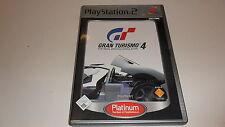 PlayStation 2  PS 2  Gran Turismo 4 [Platinum]