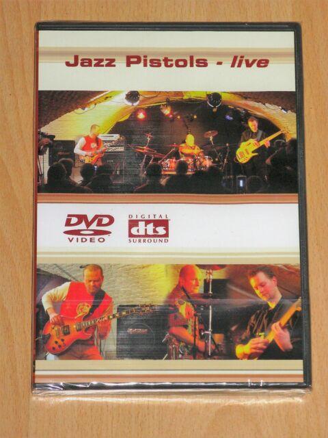 DVD - Jazz Pistols - Live - Birdland - Neu + Ovp
