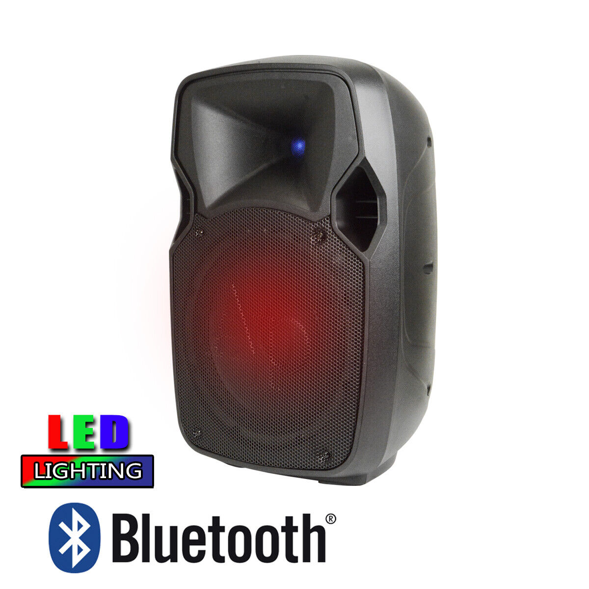 Audiopipe 10  Professional Active Loudspeaker Blautooth 300W ( DJAP-1034A )