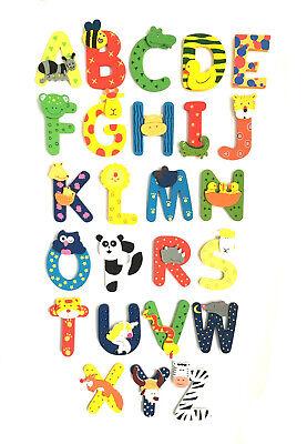Sevi Jungle Lettre B Pour Beagle peint en bois Animal Alphabet