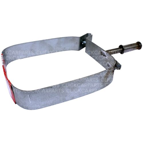 Peugeot 307 1.6 2005 Rear Silencer Exhaust Strap Band Back Box