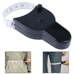 Fitness Accurate Body Tape Ruler Measure Body Fat Caliper Health Care Monit QA