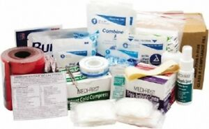 McK First Aid Refill Kit